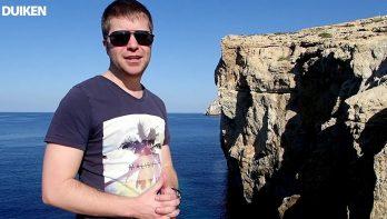 Op zoek naar de Azure Window Gozo