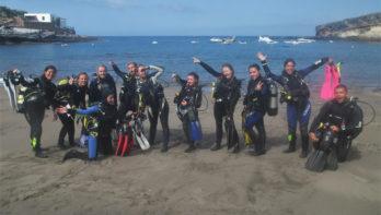 Tenerife Diving Academy: topspot Canarische Eilanden