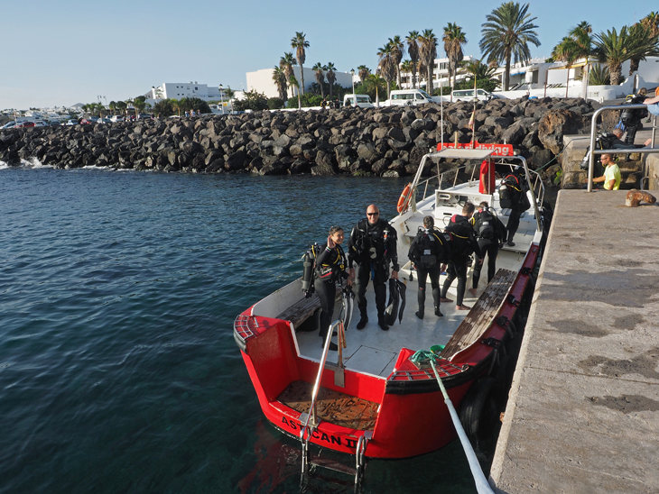 Safari Diving Lanzarote