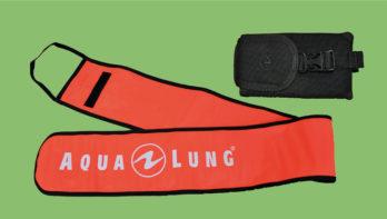Aqua lung oppervlakteboei, een must have