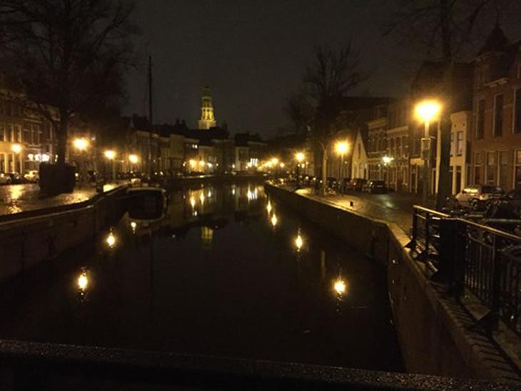 De Hoge der A in Groningen, foto: Veiligheidsregio Groningen