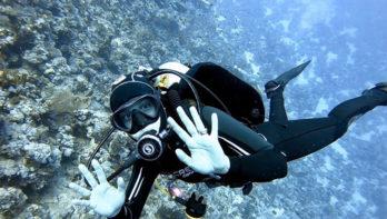 Vrouwen en duiken: gezondheidsoverwegingen