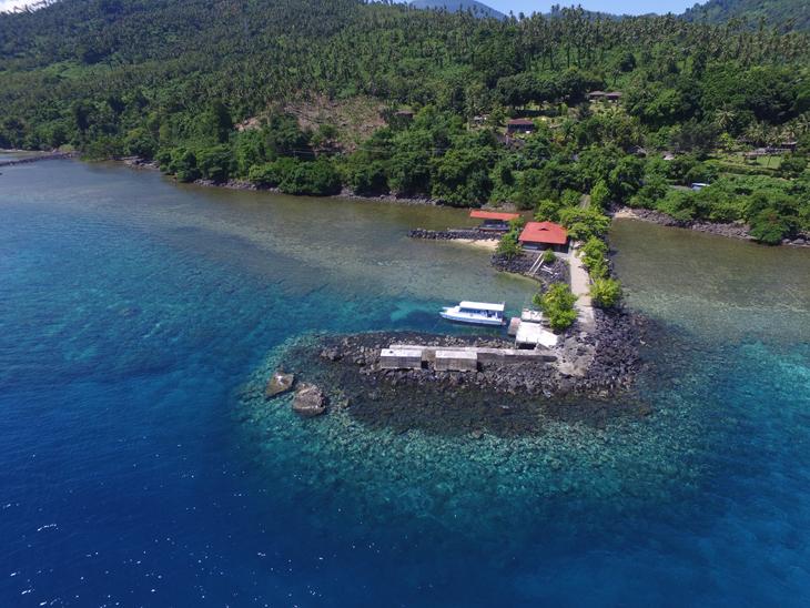 Lumbalumba Diving Manado