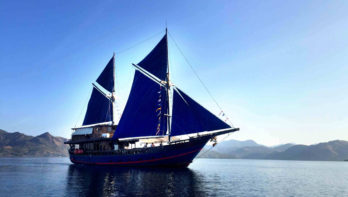 Top 6 Indonesië: Moana Cruising in Komodo