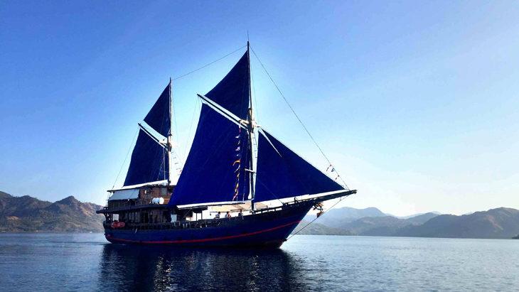Top 6 Indonesië: Moana Cruising in Komodo