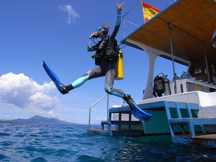 LLumbalumba Diving Manado