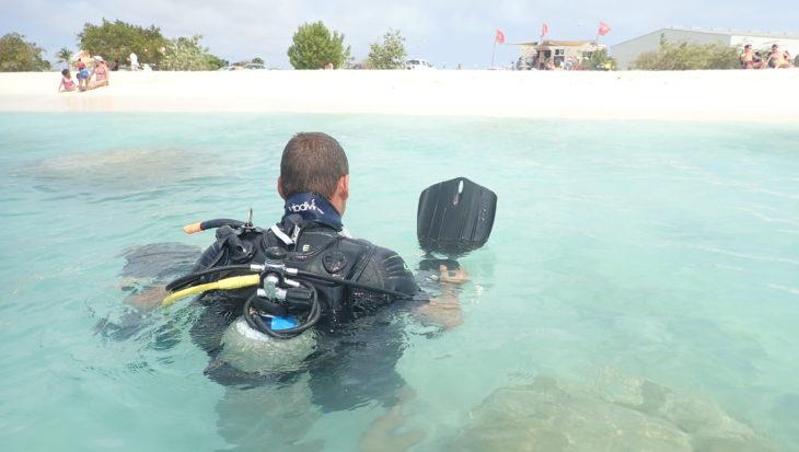 Bijzondere duikervaring op Bonaire