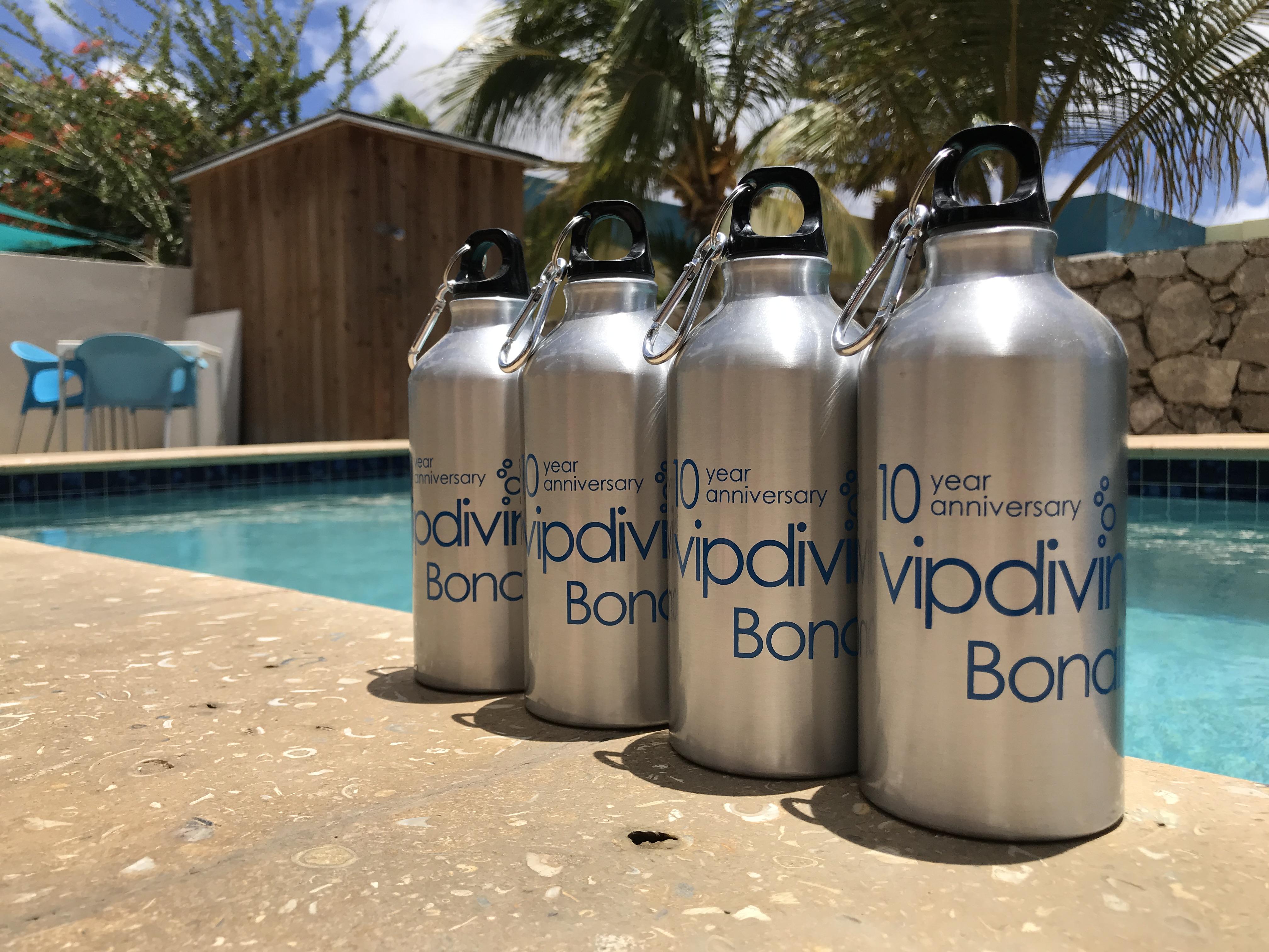Bonaire VIP Diving 10 jaar