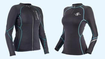 Scubapro K2 onderkleding: Warm, warmer, warmst