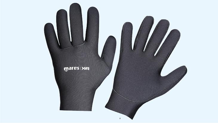 Warme handen met Dry Base handschoenen