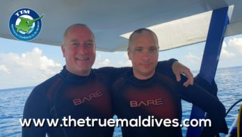 The True Maldives liveaboard: Er is zoveel te zien!