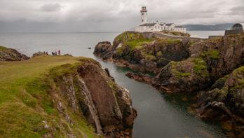 Langs de Wild Atlantic Way Ierland