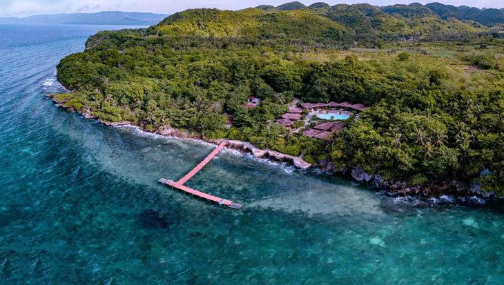 Interview Magic Resorts op Cebu en Bohol, Filipijnen