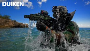 marine kikvorsman