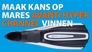 Win! Mares Avanti Hyper Channel vinnen