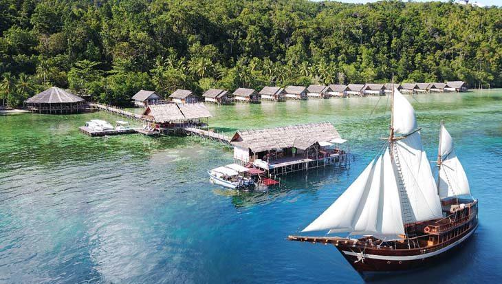 Duurzame duikreis in Indonesië met Coralia
