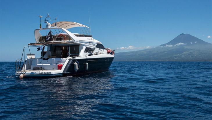 Ga je mee aan boord op duikcruise Pico, Azoren?