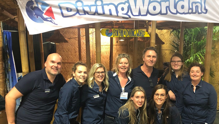 Diving World: Dive&Drive vakanties op Curaçao