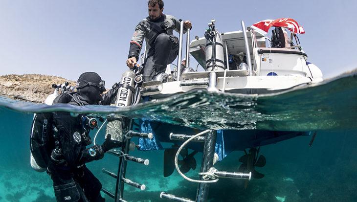 Het ultieme fitnessprogramma voor duikers