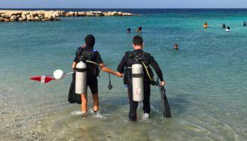 Goby Divers duiken