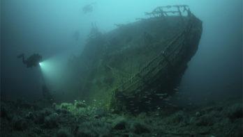 De oorlogsschepen van Scapa Flow