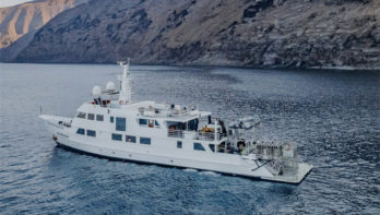 Nautilus Explorer, het vlaggenschip van Nautilus vloot
