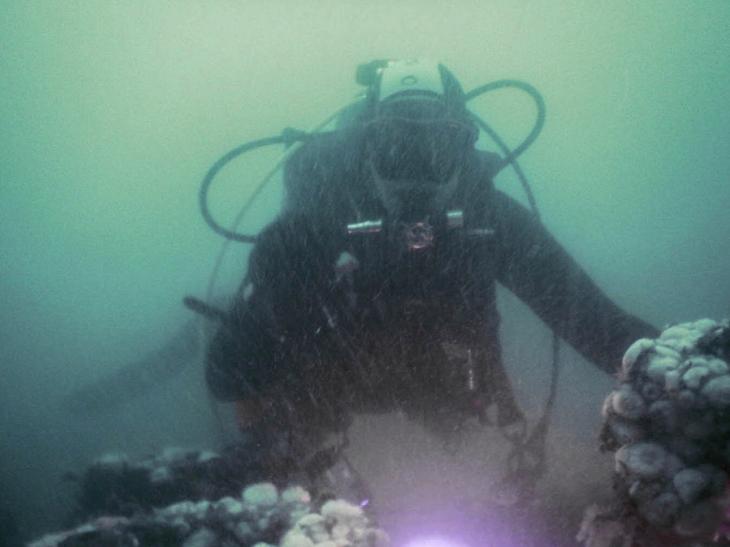 Noordzeewrakduik