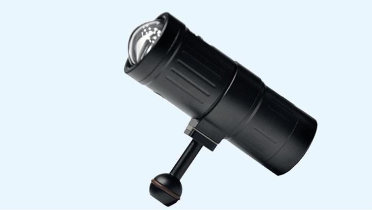 Oceama trigger: maar liefst 12.000 lumen