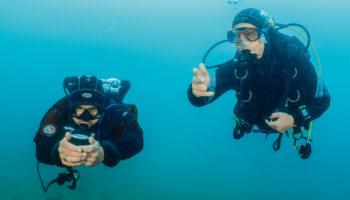 Onderwaternavigatie
