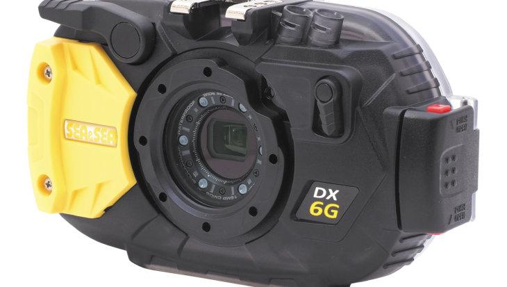 Maak kans op een Sea&Sea DX-6G Onderwatercamera