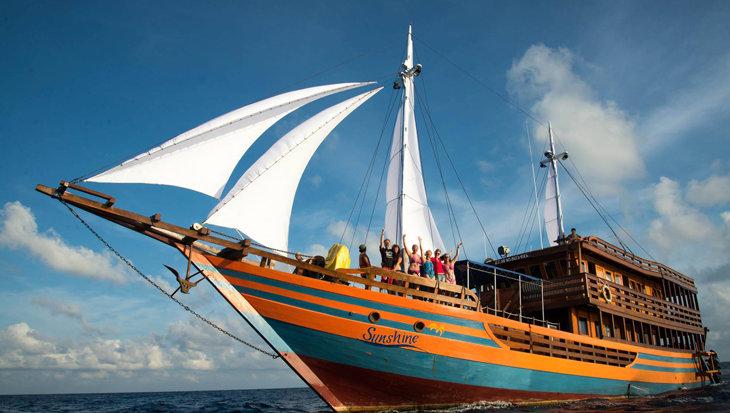 Blue Bay Divers: «Combineer een paradijselijk eiland met een heerlijke liveaboard»