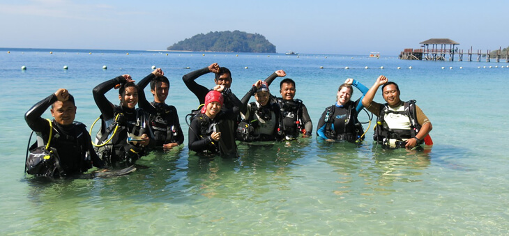 koraalriffen