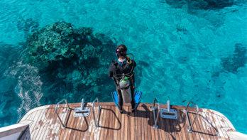 Corona en duikactiviteiten: 10 aanbevelingen van DAN