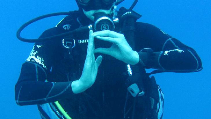 Hoe de 'P' van plastic in de duikerstaal werd opgenomen
