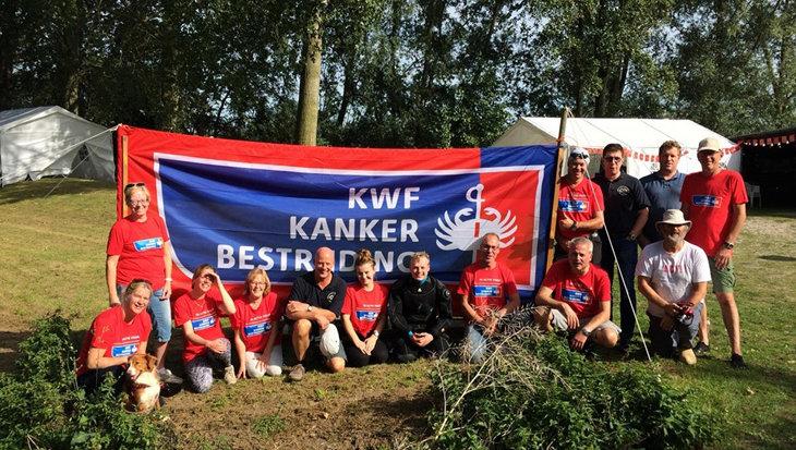 KWF Duikmarathon 2020, schrijf je nu in