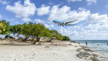 Terug naar Bonaire met de eerste vlucht