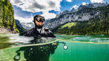 Op zoetwatersafari in Oostenrijk