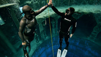 Ja, ik wil: freediven
