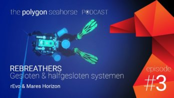 Podcast: Gesloten en halfgesloten rebreathers