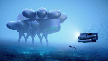 onderwateronderzoeksstation