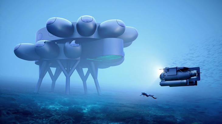 Plannen voor nieuw onderwateronderzoeksstation op Curaçao