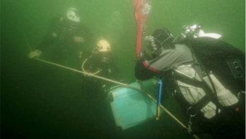 Eindelijk zover! Schoonmaakactie Noordzee