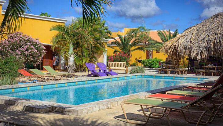 Genieten van vrijheid en rust bij Djambo op Bonaire