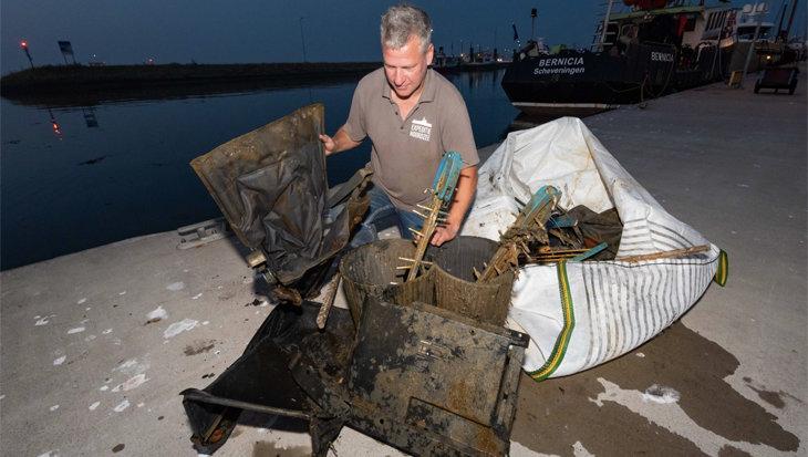 Schoonmaakevenement Noordzee: flinke buit!