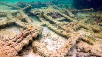 Wrak Maya slavenschip ontdekt voor de kust van Mexico
