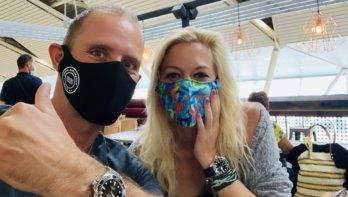 Reizen vanaf Schiphol naar Curaçao: mondkapje, veel smeren en heel veel rust