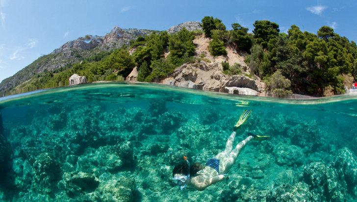 Neem een duik in Kroatië: top tien duikplekken