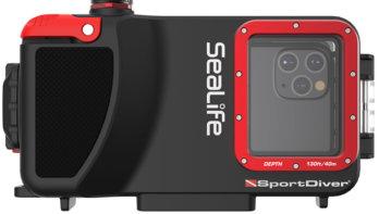 SeaLife SportDiver, een onderwaterbehuizing voor je iPhone
