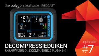 Podcast: decompressieduiken, duikcomputers en planning tools