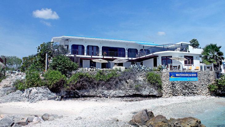 Waterside Apartments: «Ons huisrif is een van de mooiste duikstekken op Curaçao»